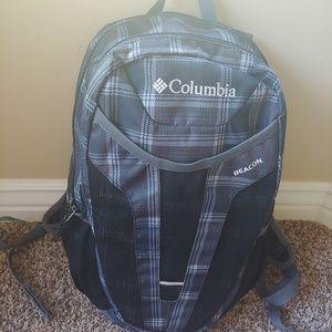 Columbia backpack bookbag
